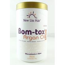 Botox S/formol 1kg New Liss Hair Alinha Os Fios
