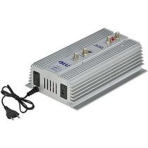 Amplificador Potência 35db Antena Coletiva Pqap-6350 Proelet