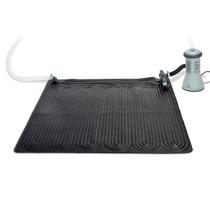 Tapete Calentador Solar Para Agua De Alberca Intex Pvc 1.2m2