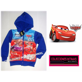 Sweter Capucha Cars Original Cartoon Network