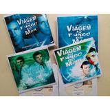Dvd Viagem Ao Fundo Do Mar - Série Completa (44 Dvds)
