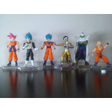 Dragon Ball Z Coleccion X6 Freezer Dorado