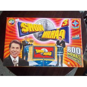Jogo Show Do Milhão ( Incompleto )