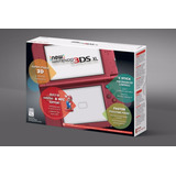 New Nintendo 3ds Xl + Cargador