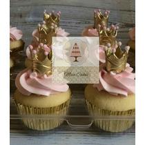 Cupcakes Muffins San Infantiles Cumpleaños