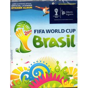 Album Copa Do Mundo 2014, Capa Mole, Completo