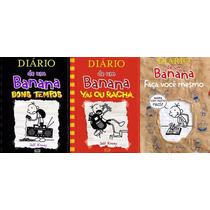 Diario De Um Banana Do Volume 10 E 11 + Faça Você Mesmo