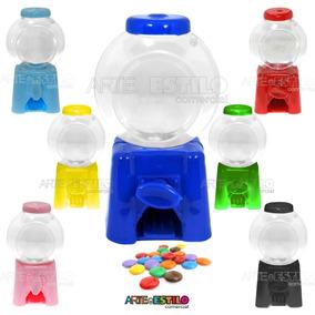 Só R$2,99 Unid. Cada Baleiros Candy Machine - Emb C/12 Und.