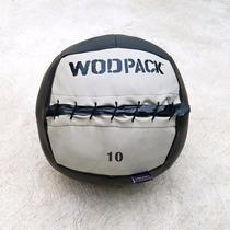 Med Ball Wodpack Para Crossfit Balón 10 Lb