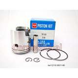 Kit De Piston Suzuki Tr125 W/ring 2.00mm