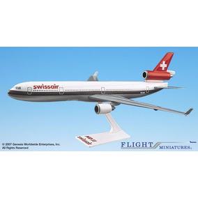 Swissair Md-11 1:200 Flight Miniatures