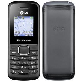 Celular Dual Chip Lg B220 Desbloqueado 32mb 2g Rádio Fm