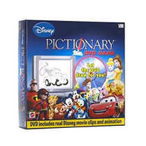 Juguete Disney Pictionary Juego De Dvd