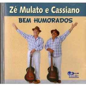 Cd Zé Mulato E Cassiano - Bem Humorado - Original E Lacrado