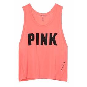 Poleras Pink Victoria