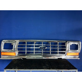 Parrilla Completa Ford Pick Up Y F-350 72-77