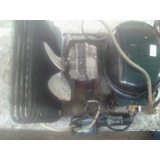 Unidad Condensadora De 1/2 Hp Para Cava Enfriadora