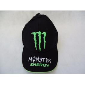 Boné Monster Energy