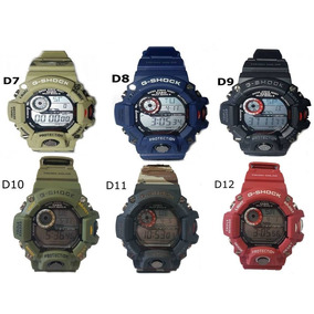 f442f15e896 Kit 10 Relogios G Shock - Relógios no Mercado Livre Brasil