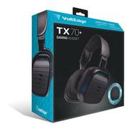 Headset + Case Tx-70 Ps4 Voltedge ( Garantía De Por Vida )