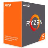 Micro Procesador Amd Ryzen 5 1600x 4.0ghz Pc Socket Am4