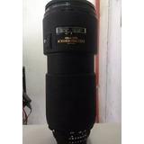 Oferta Subasta Lente Nikon Ed Af Nikkor 80-200 Mm 1:2.8 D