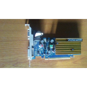 Tarjeta De Video 256mb Ddr2 Geforce 7200 Gs