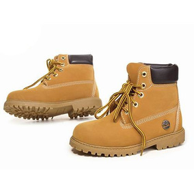Mercado Zapatos Para Timberland Naranja Claro Libre En Bota Nina 7ymvIYbf6g