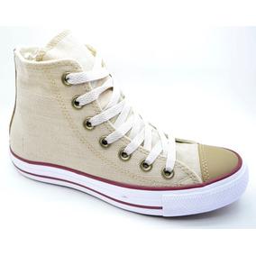 Zapatillas Converse Chuck Taylor All Star Linen Hi Vs Col