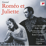 The Metr. Opera - Roméo Et Juliette - Cd Duplo - Bidú Sayão