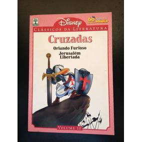 Hq Clássicos Da Literatura Disney 10 - Cruzadas