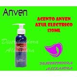 Acento Anven Azul Electrico 120ml