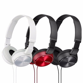 Auriculares Sony Mdr Zx310 Mp3 Pc Celular Tablet Ipod Tv