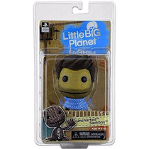 Little Big Planet - Nathan Drake Sackboy - Uncharted - Neca