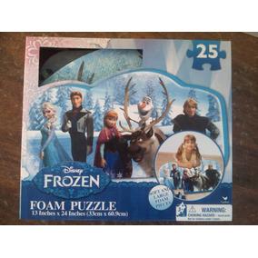 Rompe Cabeza De Foami Frozen