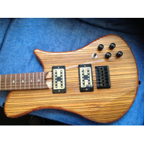 Guitarra Eléctrica Hecha En Mexico