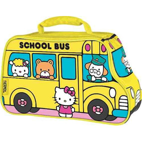 Thermos Novelty Lunch Kit Hello Kitty School Bus