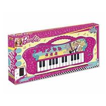 Teclado Piano Musical Infantil Sons Musicais Barbie