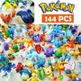 Completa Colección Pokemon Go 144 Mini Figuras 2-3cm