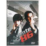 Dvd - Agente 86 - Vol 1 - Comédia - Usado - Seminovo