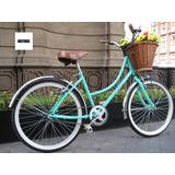 Bicicletas Oxford Vintage Mujer - Tendencia 2018