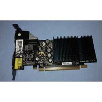 Placa De Vídeo Geforce 7200 Gs Ddr2 512mb Tv Dvi Pci-e.