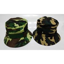 Sombreros Niños Militar Camuflaje