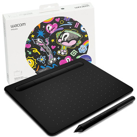 Tabla Digitalizadora Wacom Intuos Basic Pen Peq Ctl4100
