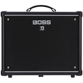 Cubo De Guitarra Boss Katana 100