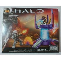 Halo Mega Blocks Torre De Vigilancia Covenant 239 Piezas