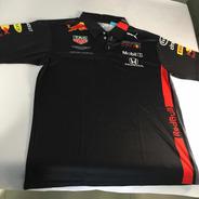 Camisa Tipo Polo Estilo Fórmula 1 Grande 4xl - G4