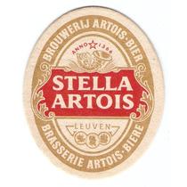 Bolacha De Chopp - Cerveja Stella Artois
