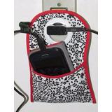 Patchwork Porta Celular Porta Talher E Porta Papel Higienico