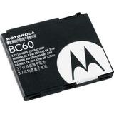 Bateria / Pila Motorola Bc60 Y Bn60 Original Oferta!!!